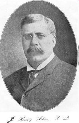 Аллен Джордж Г.